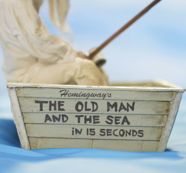 THE OLD MAN AND THE SEA - PRODUCTION DESIGNER | STOP-MOTION ANIMATED SHORT