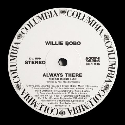Willie Bobo - Always There (Kon Remix)