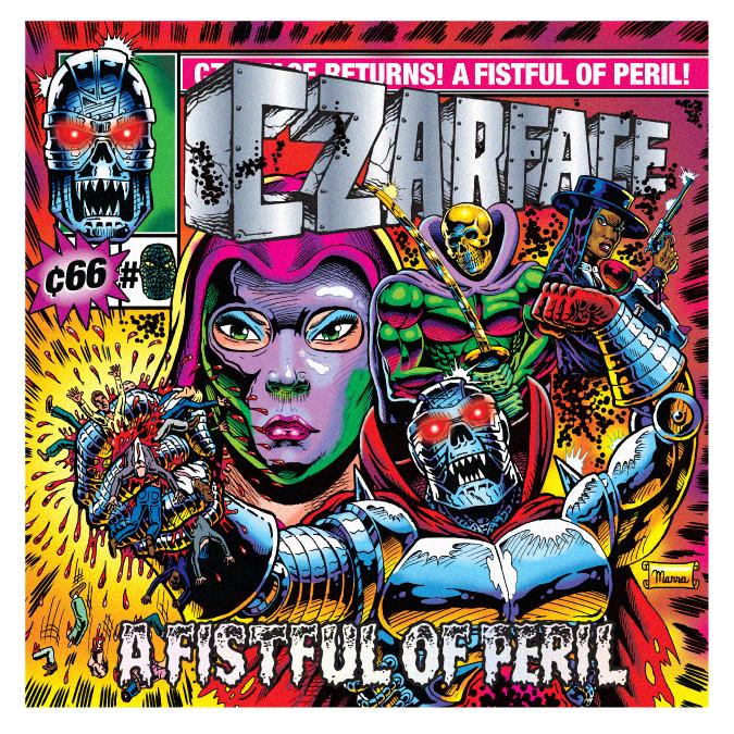 Czarface - A Fistful of Peril (Album)