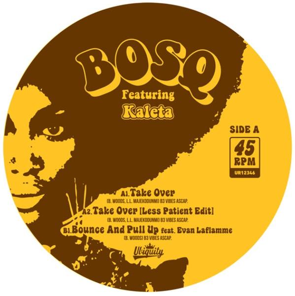 Bosq - Take Over