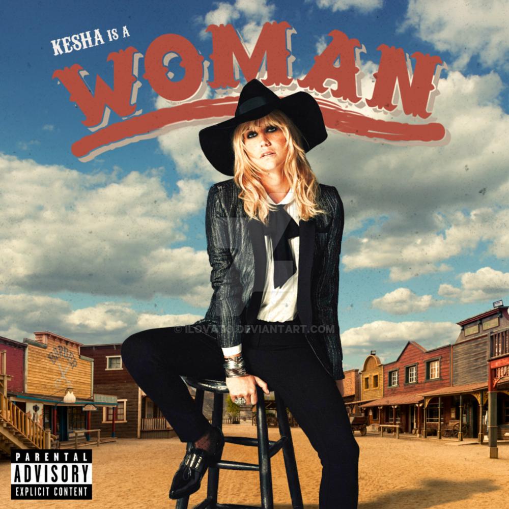 Kesha - Woman