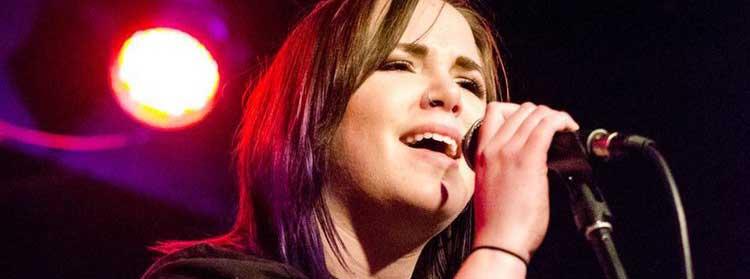 Christine Gedison from Killjoy  Pop/Punk Band