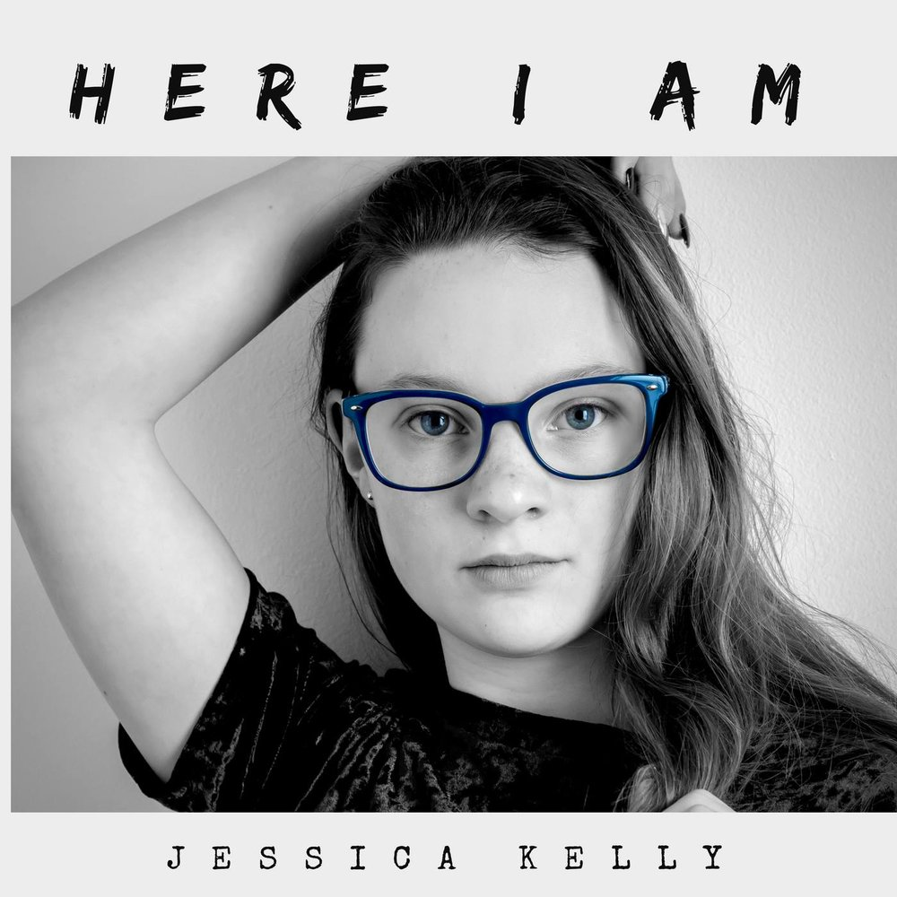 "Click on the photo to purchase Jessica Kelly's song, ""Here I Am"" on iTunes!!"