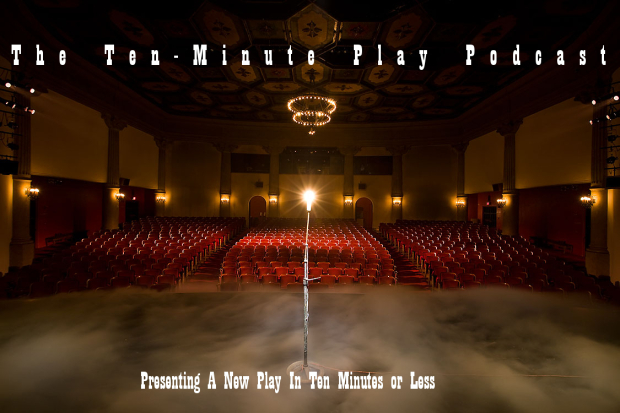 The Ten-Minute Play Podcast   A ten minute play by Emergency Room Productions in every episode.