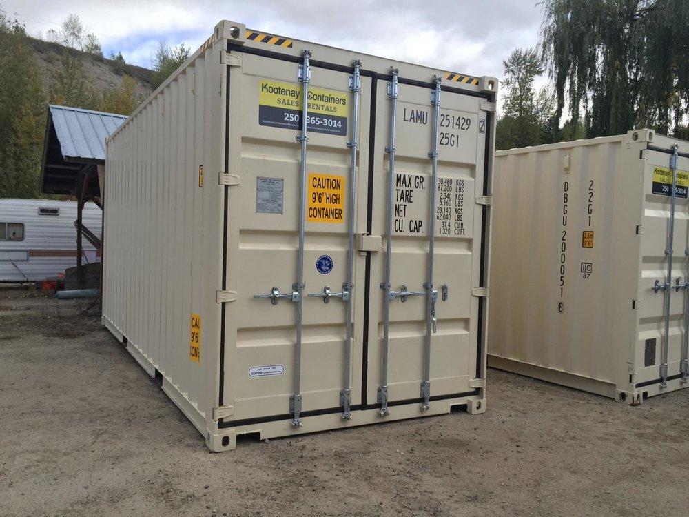 Kootenay Containers