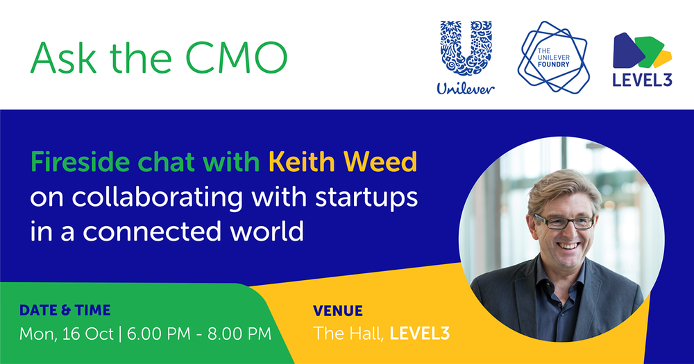 Keith Weed Fireside Chat