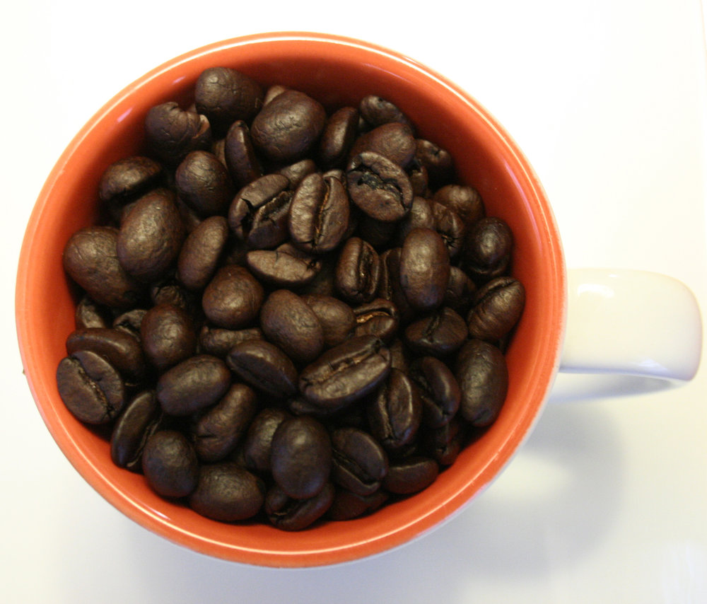 Mexican Organic Decaf coffee beans from Blue Spruce Decaf Coffee Co.