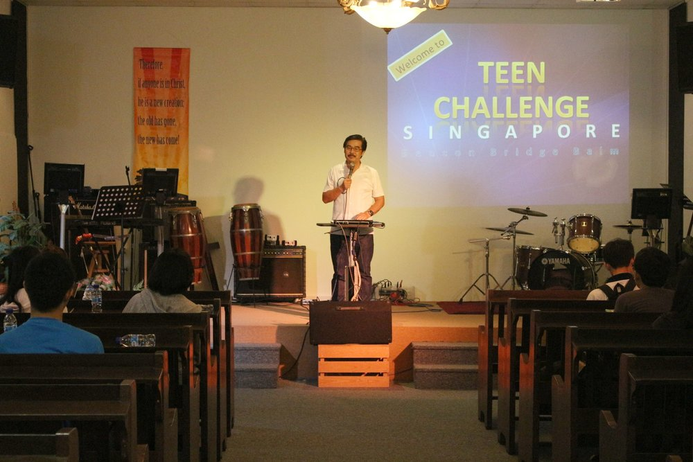 Teen challenge il