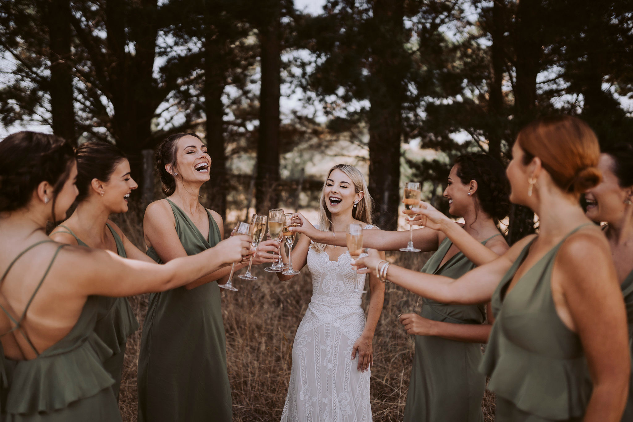LeaveHerWilderBridesmaids