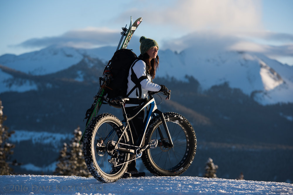 Off The Beaten Path: Featured Athlete in this 2016 Adventure Film from First Tracks Productions