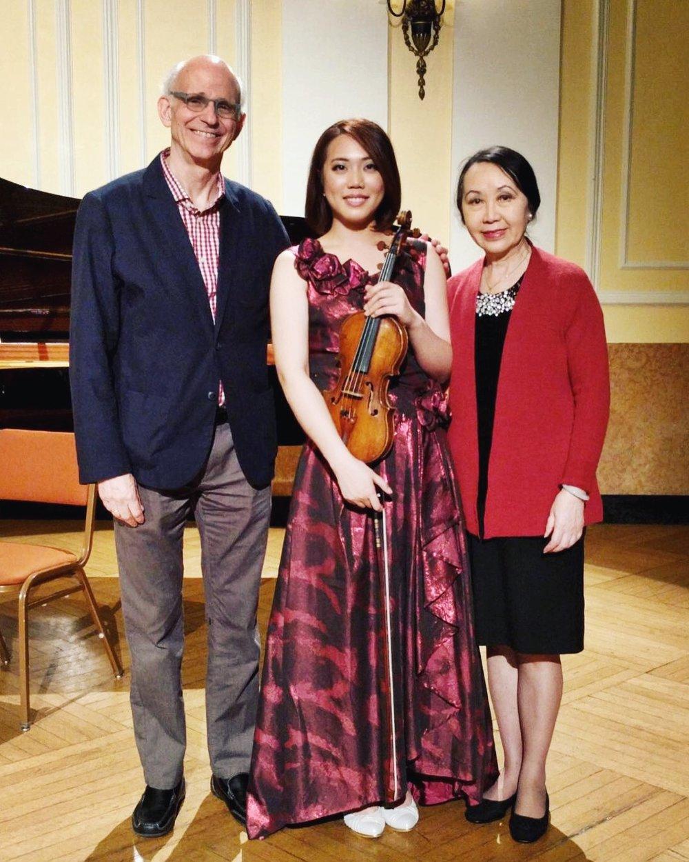 Recital 2017|Chu Chun Jean Huang