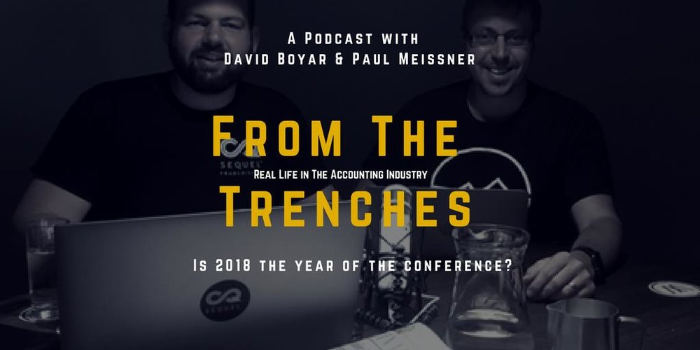 From The Trenches - Real Life in The Accountng Industry Podcast