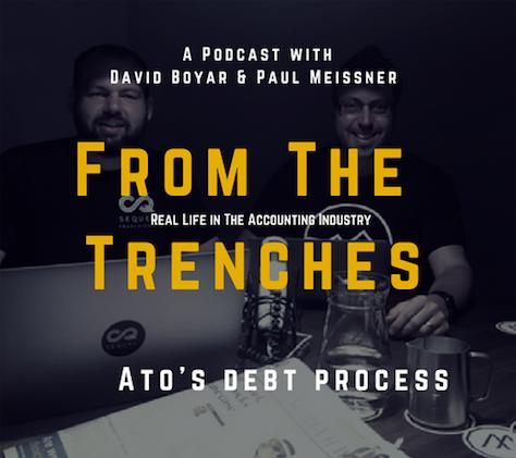 ATO Debt Process