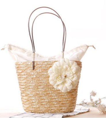 Basket bags are the new trend this summer! Grab one now  here