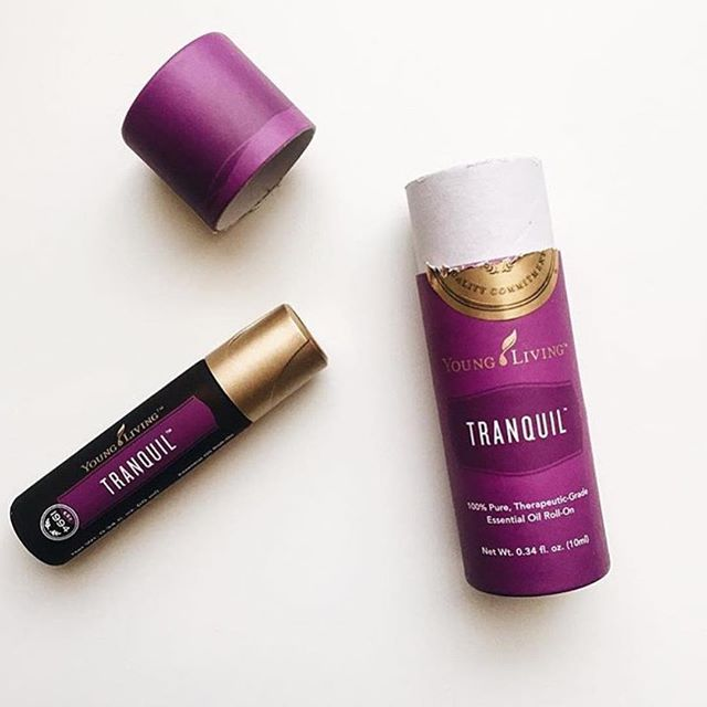 Tranquil   Tranquil essential oil combines the comforting aromas of Lavender, Cedarwood, and Roman Chamomile into a blend that is easy to apply and even easier to love.