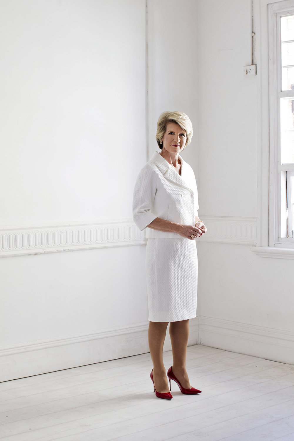 Foreign Minister - Julie Bishop