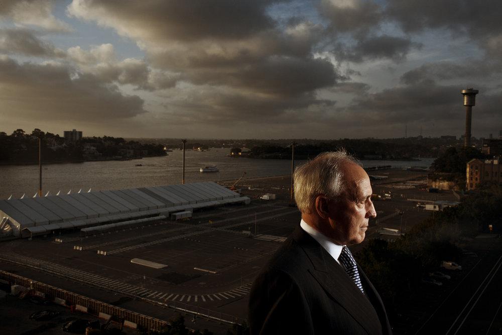 Former Prime Minister - Paul Keating