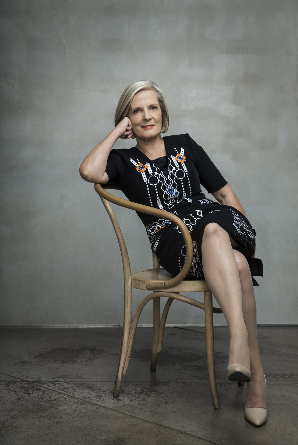Businesswomen and first Lady - Lucy Turnbull