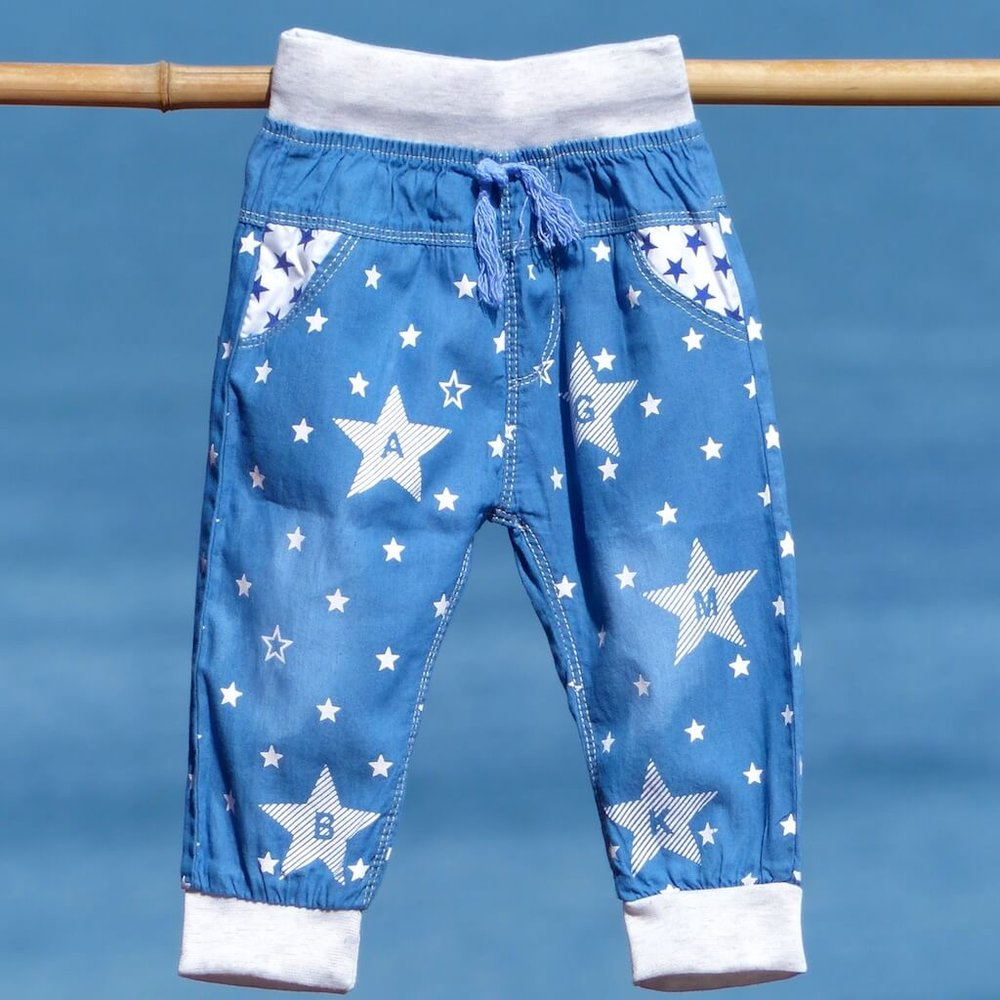 2a4506bf5 I'm a star ⭐ jeans for girls or boys — Milazzo Kids Clothes ...