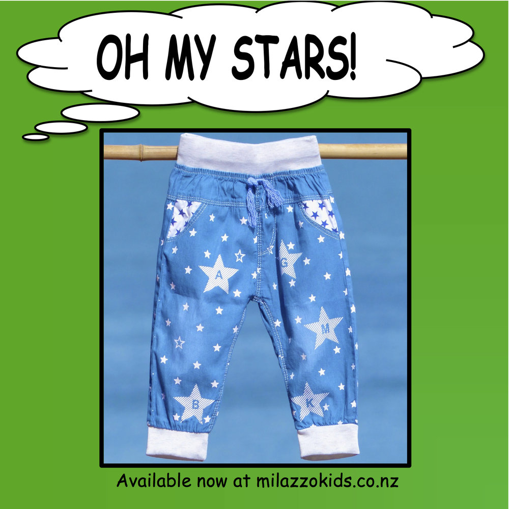 I'm a star jeans -