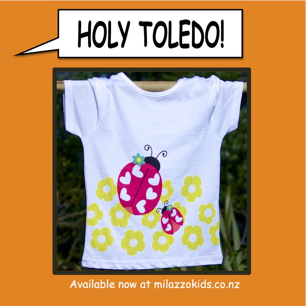 Lady bird T-shirt -