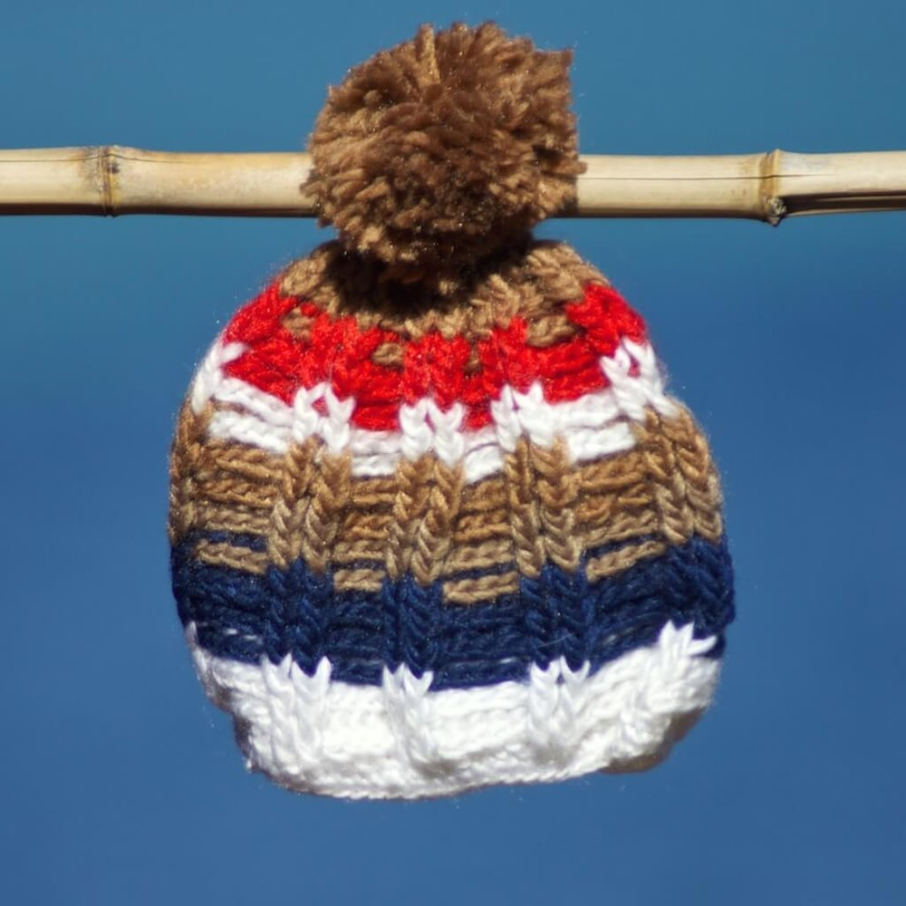 Cosy Winter hat - now only $9.30 - amazing winter hat for kids 18 months - 4 years