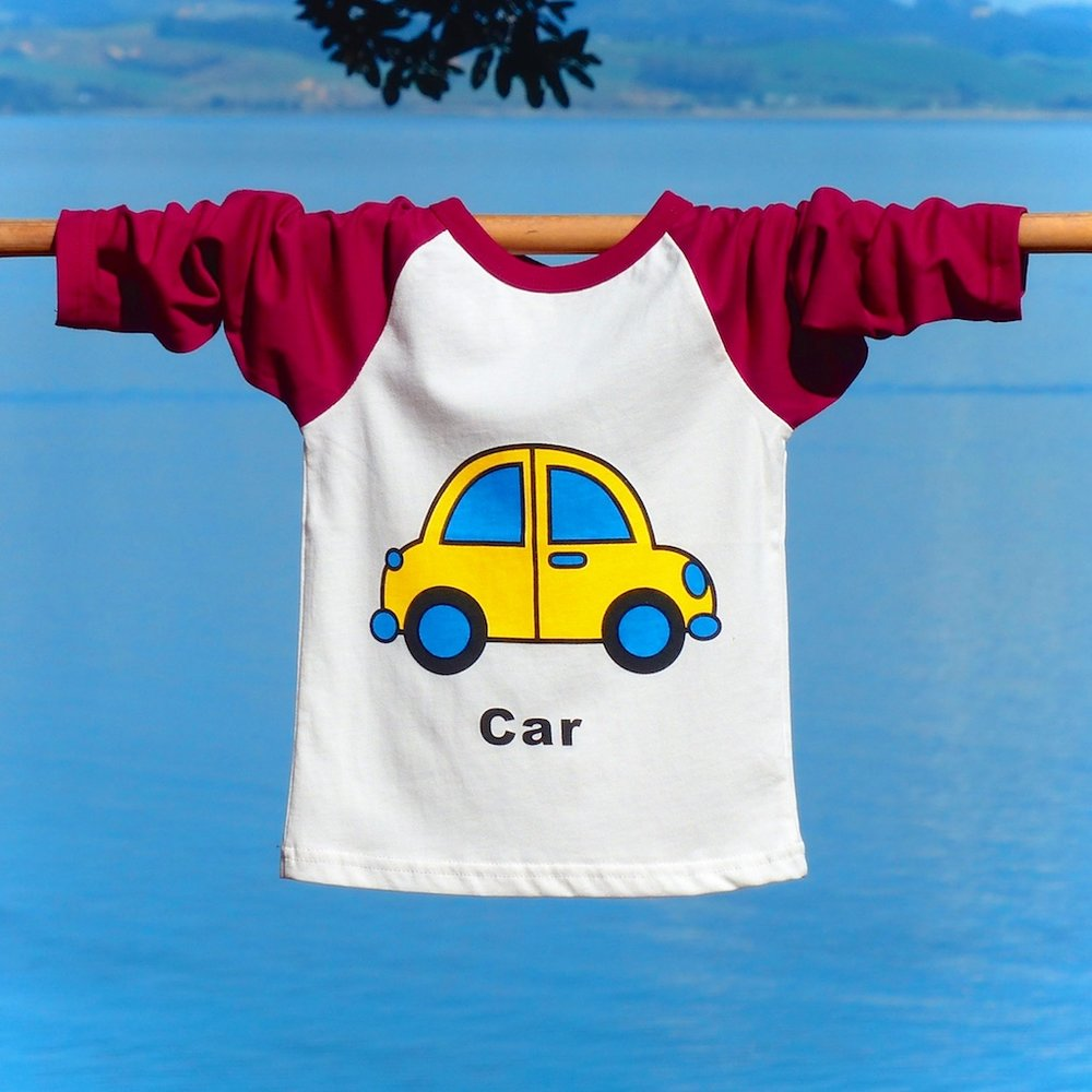 CAR sweatshirt - Sale price only $26.00 (normally $32.50)