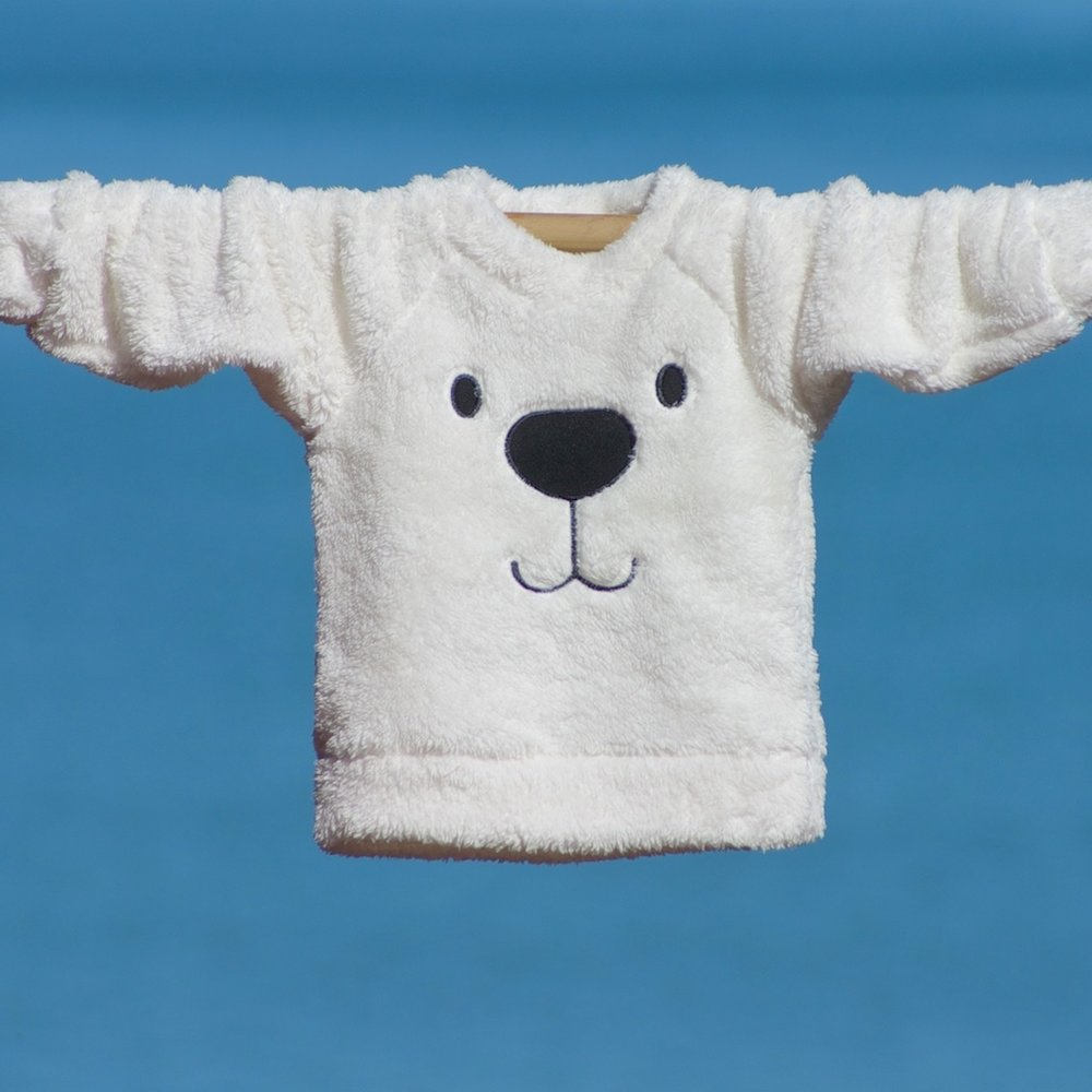 BEARY BEARY Nice Jumper! - COSY and available in sizes 18 months - 4 years!