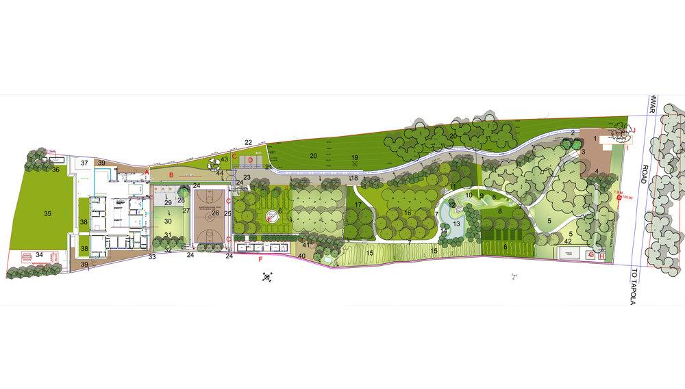 Ficus-landscape-bangalore-farmhouse-storms end-masterplan