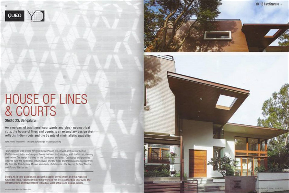 Indian Architect and Builder March 2015