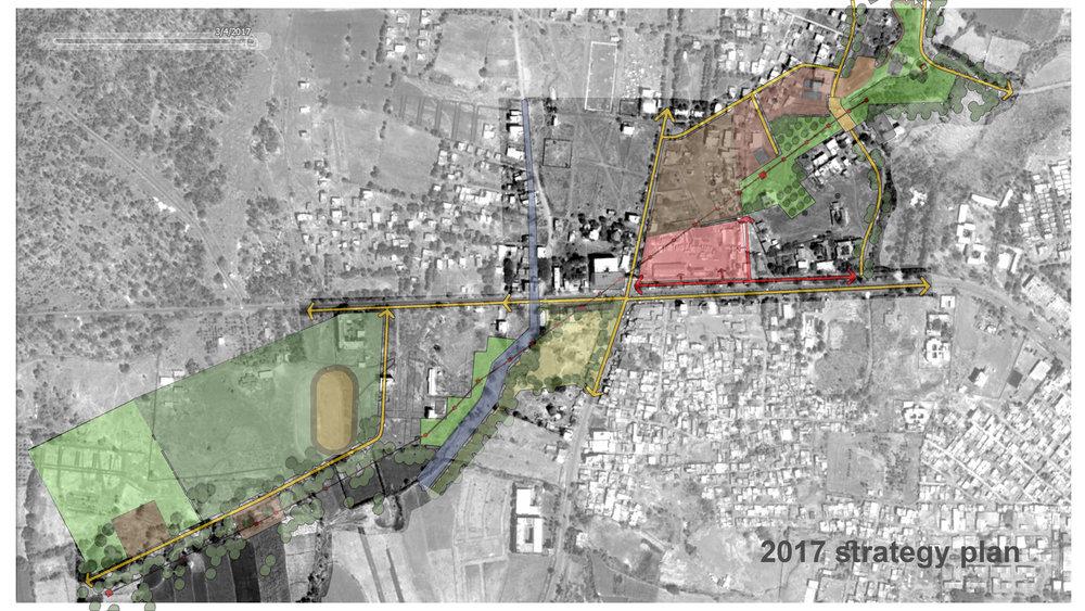Ficus-Landscape-Bidar-Karnataka-Naubad-Karez-strategy plan-2017