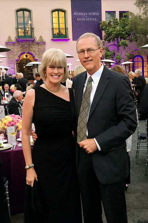Ray Link and Jill Taylor - Council Members