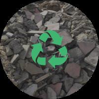 Recyclage déblais
