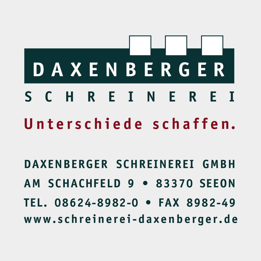 Daxenberger Schreinerei