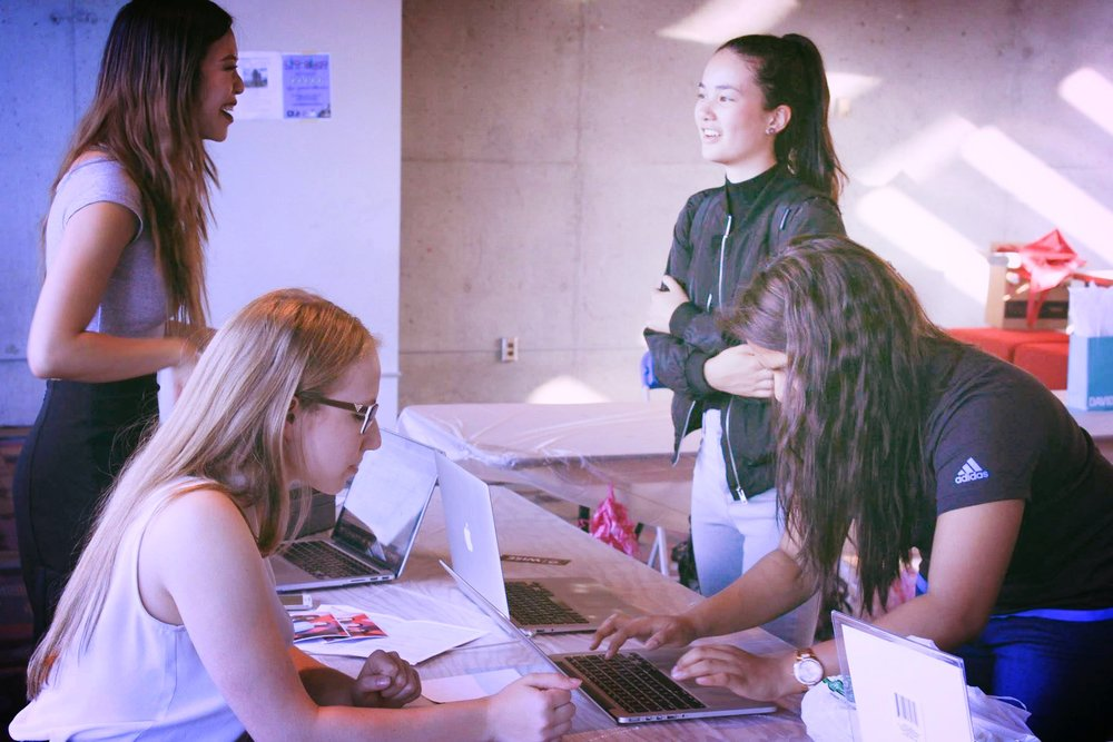YWiB SFU Membership  - Become a YWiB SFU member by applying to one or more of YWiB SFU's programs.
