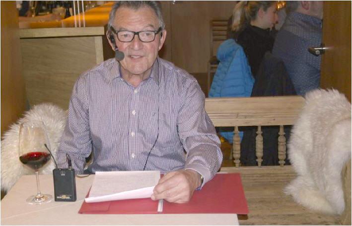 Georg Gmeiner über seine Kindheitserlebnisse in Lingenau nach dem 2. Weltkrieg.
