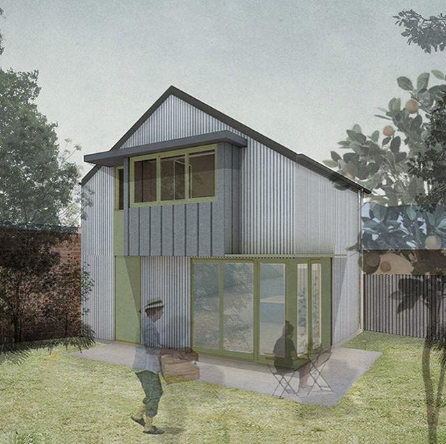 Hurlstone Park Studio | Hurlstone Park, NSW | 2018 | BTB Architecture Studio