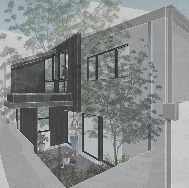 Petersham Townhouse | Petersham, NSW | 2018 | BTB | Architecture Studio