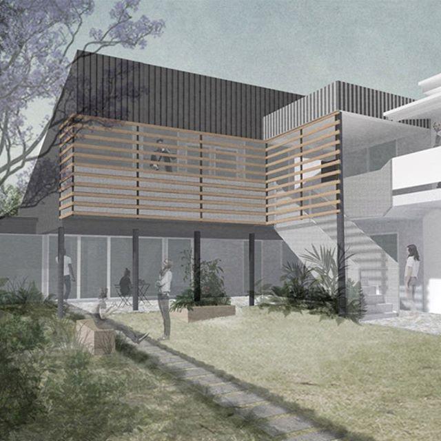 The Sydney Retreat | Stanmore, NSW | 2018 | BTB Architecture Studio