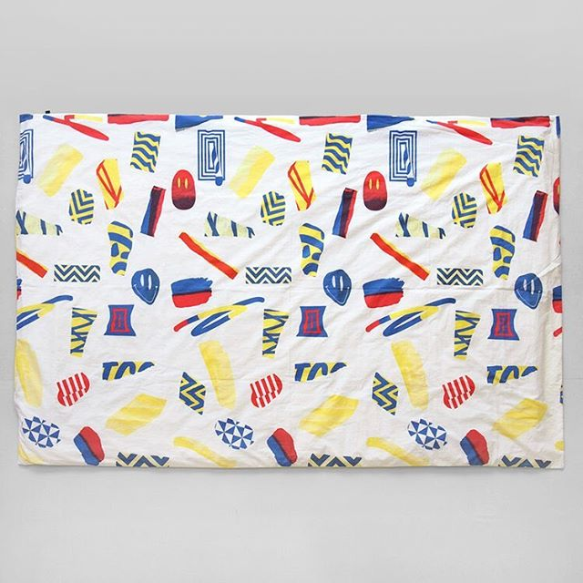 We are going to Perth for a few weeks and because we will be in Australia and the shipping is easier we will be doing FREE SHIPPING for the 2 weeks we are there starting today. Enter PERTH in the promo code cart page to get your free shipping.  We still have a few @funskull kids quilt cover sets left. Set includes a 100% organic cotton quilt cover and pillow cover. It is a 4 colour screen print front and dyed yellow back.  Promo code - Perth - on all orders postage to Australia 👌 . . . . .  #kidsbedlinen #kidstyle #kidsbedroom #kidsbed #kidsbedroomdecor #kidsbedding #organicbedding #organictextiles #organic #easteditions #elliottroutledge #numskull