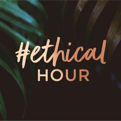 #EthicalHour Rebrand 2017