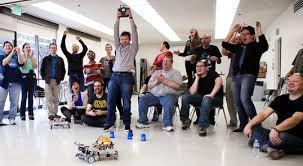 Robot Building -