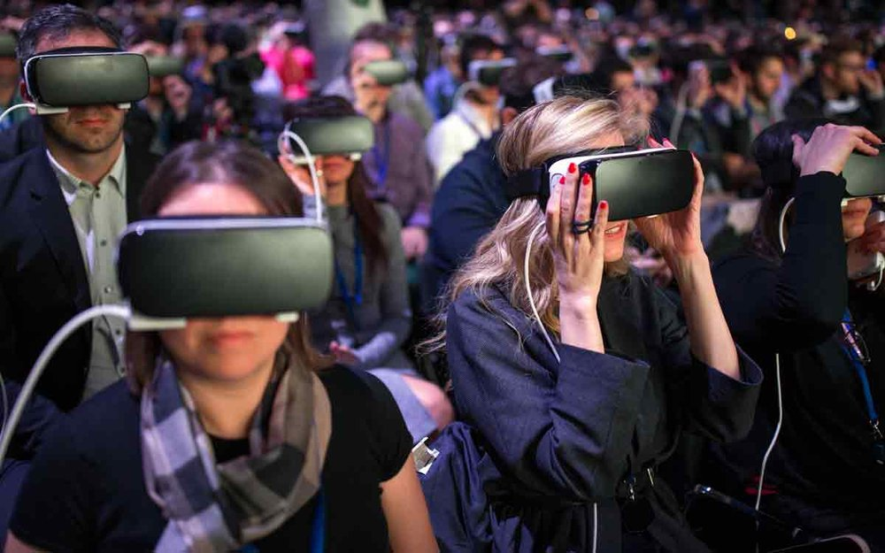 Virtual Reality Kongress -