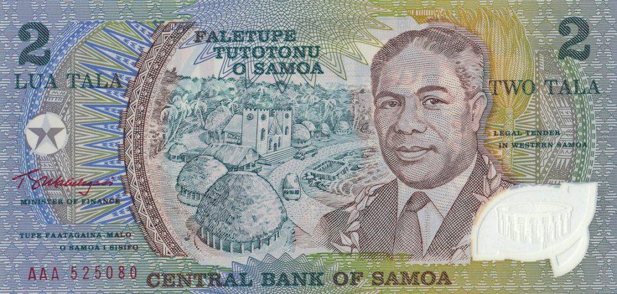 Les petites devises comme le tala samoan font face à l'exclusion financière qui pourrait être éliminée grâce au nouveau projet blockchain d'IBM.    Source photo:Flickr/loei88