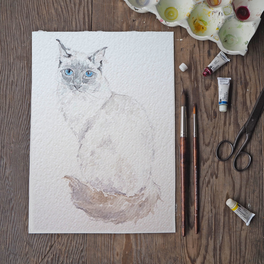 custom pet portrait-a4 flat.jpg