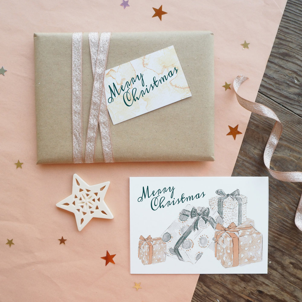 Gift Wrapping Sevice - Why not save time (and postage) and send your gifts directly to your loved ones this Christmas!