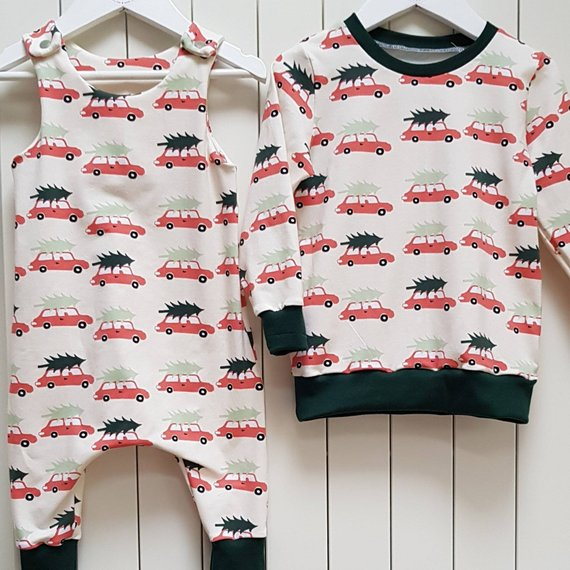 Ida & Rudy Clothing - Super cute and fun clothing for children which is all handmade and organic.