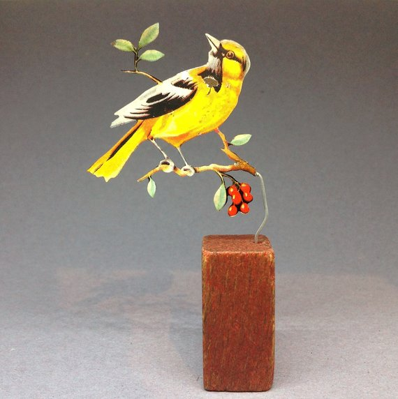 Tatique - Fun and quirky gifts made from recycled tin and wood.