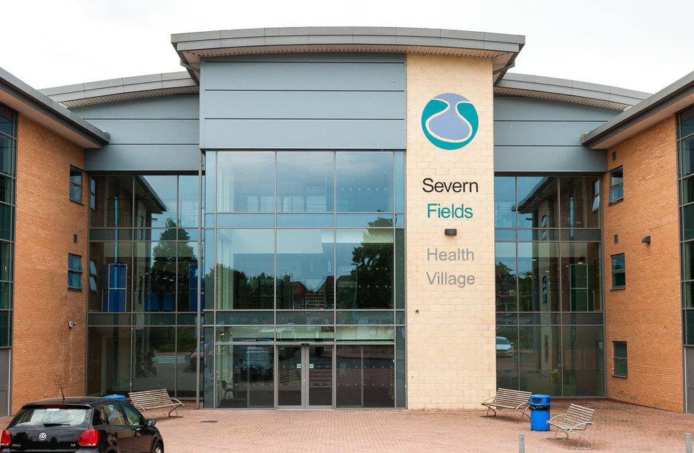 Border Osteopaths' Shrewsbury osteopathy clinic at Severn Fields Health Village