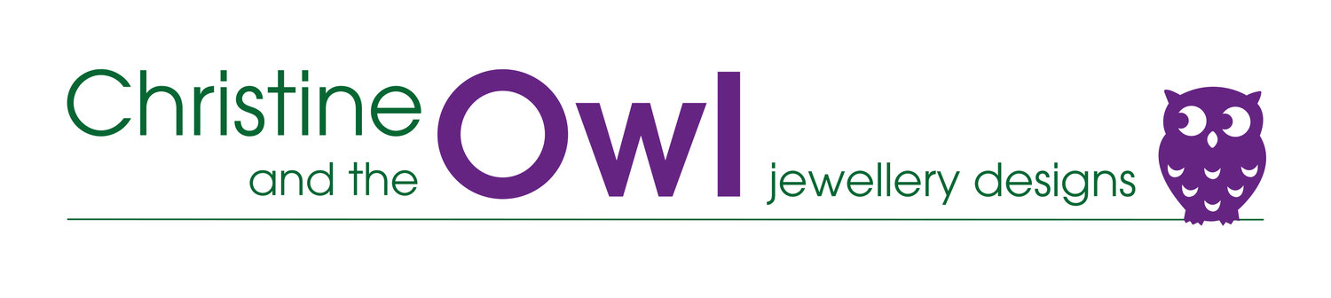 Christine and the Owl Jewellery Designs